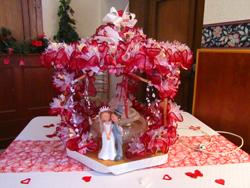 décoration mariage willerhof