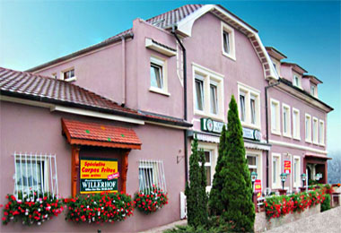 Willerhof le restaurant